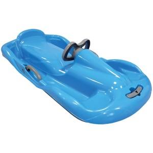 Bob plastový s volantem SULOV FUN, modrý