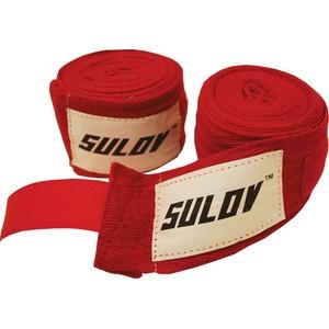 Box bandáž SULOV nylon 4m, 2ks, bílá