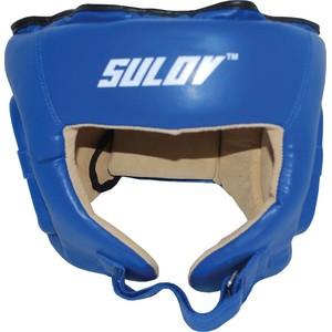 Chránič hlavy otevřený SULOV DX, vel. M, modrý
