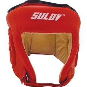 Chránič hlavy otevřený SULOV DX, vel. M, červený