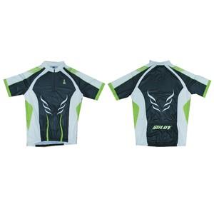 Cyklistický dres SULOV, vel. L, zelený