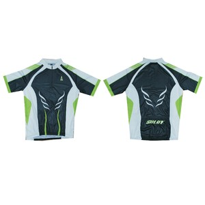 Cyklistický dres SULOV, vel. S, zelený