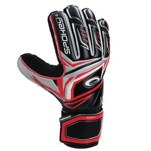 CONTACT Brankářské rukavice červené - všechny velikosti v detailu