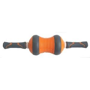 Posilovací a masážní váleček Sedco 717TR oranžovo/šedý