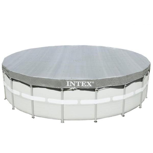 Bazénová plachta Intex ULTRA FRAME 549cm