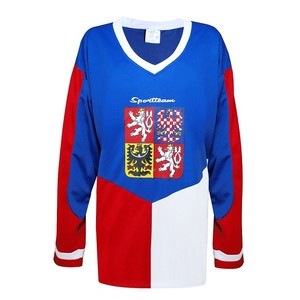 Hokej dres ČR 4 M
