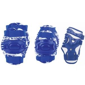 AEGIS - 3-dílná sada dětských chráničů modré velikost S-L