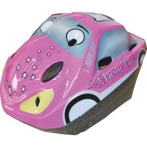 Dětská cyklo helma SULOV CAR, vel. M, růžová