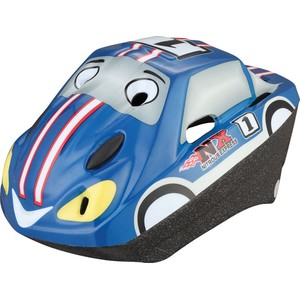 Dětská cyklo helma SULOV CAR, vel. M, modrá