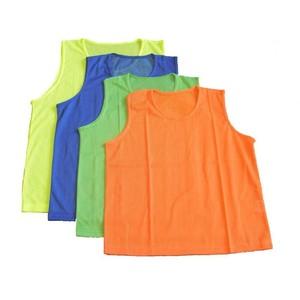 Rozlišovací triko děrované RICHMORAL zelené velikost XL