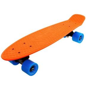 """Penny board 22"""" SULOV NEON SPEEDWAY oranžovo-modrý"""