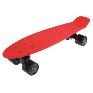"""Penny board 22"""" SULOV RETRO VENICE červeno-tr.černý"""