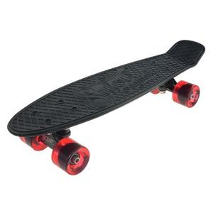 """Penny board 22"""" SULOV RETRO VENICE černo-tr.červený"""
