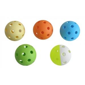 Floorballový míček  TRIX IFF barevný