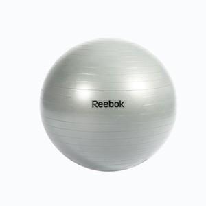 REEBOK - RAB-11017GR - gymnastický míč 75 cm stříbrný