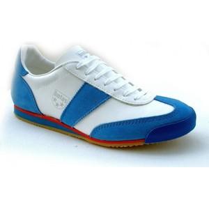 Sportovní obuv CLASSIC BOTAS velikost 45 barva modro-bílá