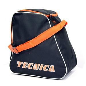 Taška na lyžáky TECNICA polyester černo/oranžová