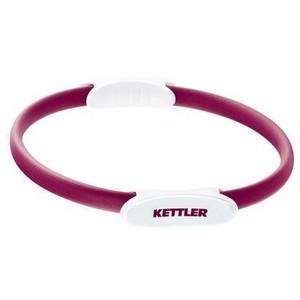 KETTLER - 7351-540 - Pilates Obruč, vínově červená - perleťová