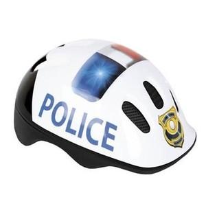 Spokey POLICE - Dětská cyklistická přilba
