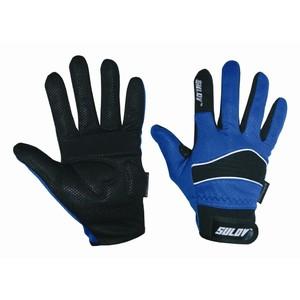 Zimní rukavice SULOV pro běžky i cyklo, modré, vel.L