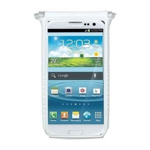 TOPEAK SmartPhone DryBag 5 - Obal na říditka - bílý