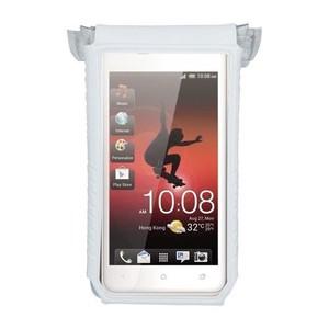 TOPEAK SmartPhone DryBag 4 - Obal na říditka - bílý