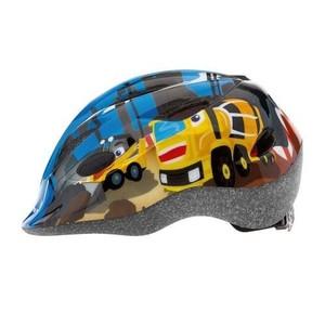 ALPINA Gamma - Dětská cyklistická helma, 46-51cm - Construction (46-51cm)