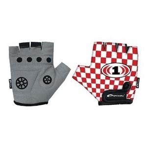 Spokey RACE GLOVE - Cyklistické rukavice XS, S
