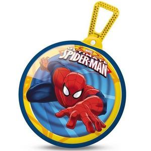 Skákací balón Mondo s držadlem 360 průměr 45 cm Spiderman