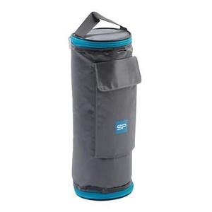 Spokey ICETUBE Termo taška na láhev s vestavěnou chladicí vložkou