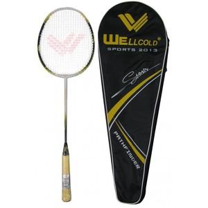 Badmintonová raketa WISH CARBON 2000