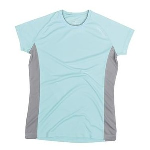 Spokey BECOOL 40 LADY Dámské funkční tričko modré XS