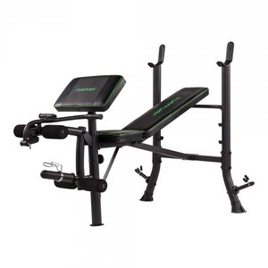 Posilovací lavice TUNTURI WB40 Compact Width Weight Bench