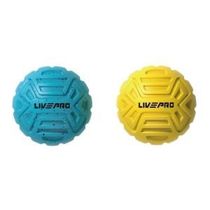Masážní míč LivePro na nohy - SET 2 ks