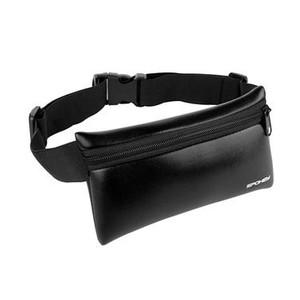 Spokey HIPS BAG Sportovní ledvinka černá