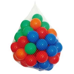 Bestway 52027 Plastové míčky - 100 ks
