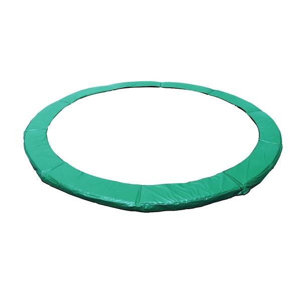 Kryt pružin na trampolínu 366 cm - zelený