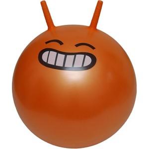 Detská skákacia lopta LIFEFIT JUMPING BALL 45 cm, oranžova