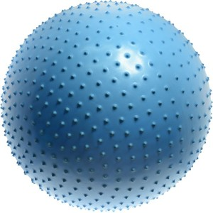 Gymnastická masážna lopta LIFEFIT MASSAGE BALL 75 cm