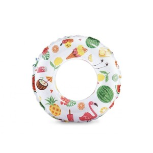 Kruh plavecký INTEX 59241 61cm MOŘSKÝ POTISK
