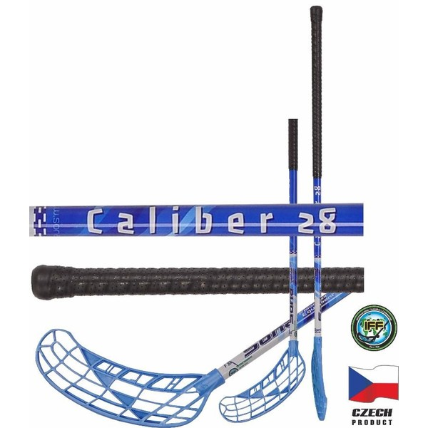 Florbalová hůl CALIBER 950 FLEX 28 pravá
