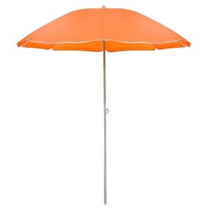 Slunečník zapichovací 1,8m, oranžový