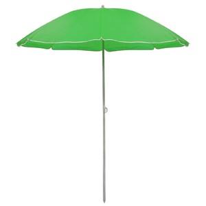 Slunečník zapichovací 1,8m, zelený
