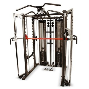 FINNLO MAXIMUM INSPIRE SCS Smith Cage System - 3555 - Brána