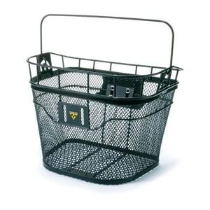 TOPEAK Front Basket - Koš na kolo -černý