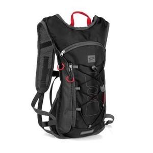 Spokey FUJI Cyklistický a bežecký ruksak 5l čierny