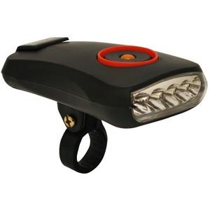 Světlo přední LIFEFIT FLAT HX8026, 5xLED, 78g