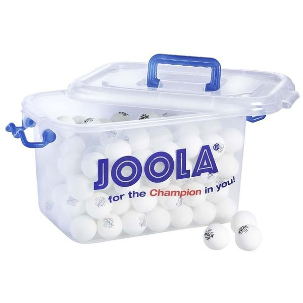 Míčky na stolní tenis JOOLA TRAINING* - SET 144 ks