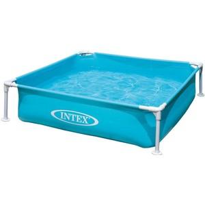 Bazén Intex 57173 skládací Intex modrý mini 122cmx 122cmx 30cm