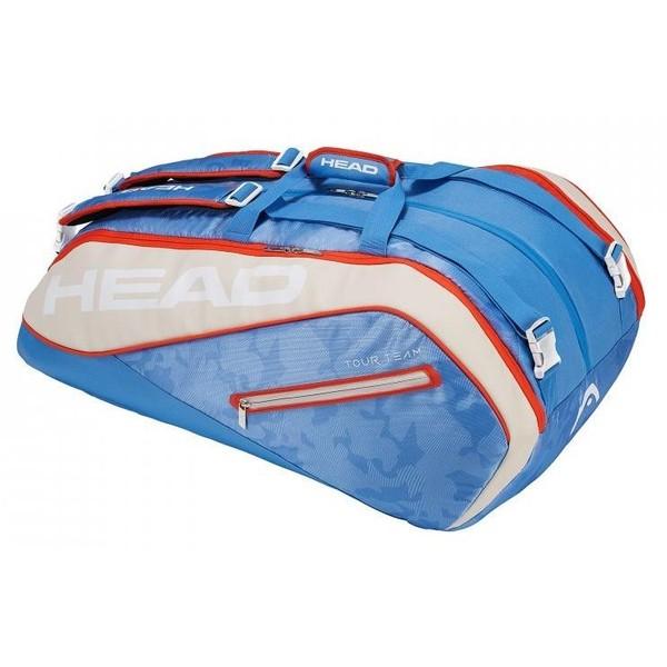 Tenis taška na rakety HEAD TOUR TEAM 12R MONSTERCOMBI